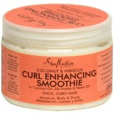 Shea Moisture Coconut & Hibiscus Curl Enhancing Smoothie 340 gm