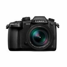 Panasonic LUMIX DC-GH5 Micro 4/3s Digital Camera Body - Black (Open Box #202888