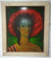 Damen Portrait, Vintage, um 1960,