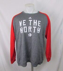 Toronto Raptors We the North Sweatshirt adidas NBA