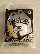 Froakie Pokemon X & Y #7 Yellow 2014 McDonalds Happy Meal Toy + Card New Sealed