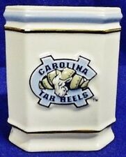 Licensed North Carolina Tar Heels UNC NCAA Ceramic Caddy Free Shipping