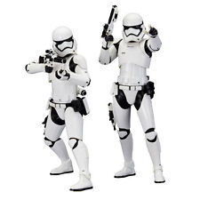 Kotobukiya ~ Star Wars ~ First Order STORMTROOPER 2-Pack ~ ArtFx+ Statue