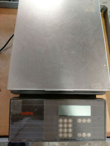 Setra 70 LB Counting Scale USED Industrial Parts Counter