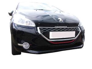 Peugeot 208 - Calandre avant - Finition noir (2012 à 2018)