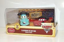 Disney Pixar Cars Toons El Materdor And Materdor Mcqueen Die Cast Disney Store