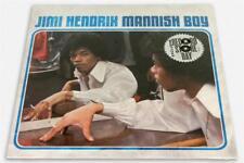 "JIMI HENDRIX | Mannish Boy | RSD 2018 SEALED 7"" Vinyl Single |"