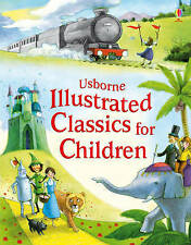 Illustrated Classics Hardcover Fiction Books