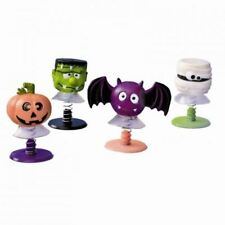 Halloween Festa Favore Pop Up Toys 6 PACK ZUCCA BAT Mummia Frankenstein