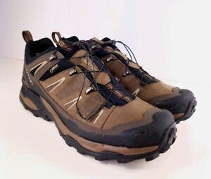 Mens Salomon X Ultra 3 Gtx GORE-TEX Trainers Shoes UK11 hiking trail s-lab xt-6