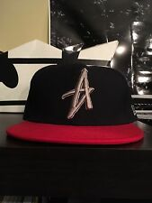 Altamont New Era Hat Blue/Red 7 3/8