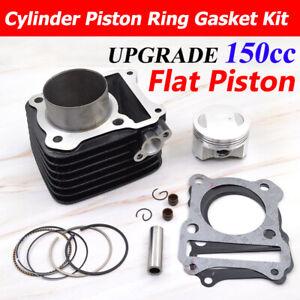 EGR Cylinder 62mm Piston Big Bore 150cc Kit For KEEWAY RKV125 RKS125 RKV RKS 125