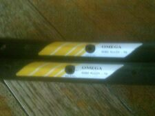 1 PAIR OF  NOS  CAMPAGNOLO OMEGA 36 HOLE SPRINT/SEW-UP RIMS