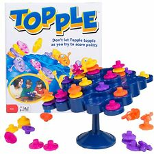 Pressman Toys Pre902606 Topple Fun Action Game