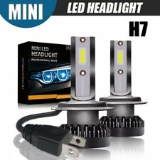 2x H7 LED Headlight Kit 1320W 198000LM High-Low Beam Bulbs CREE 6000K Lamp White