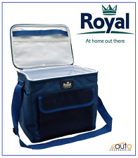Royal Car & Vehicle Picnic Travel Cooler Bag - 25 litre camping , fishing , BBQ