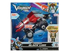 Voltron VLA00111 Eng IC Legendary Lion Deluxe Figure Black