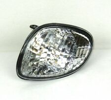 TOYOTA COROLLA E11 2000-2001 FRONT LEFT INDICATOR LIGHT LAMP N/S PASSENGER CLEAR