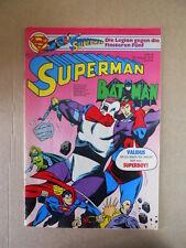 SUPERMAN & BATMAN #18 1979 EHAPA Dc Comics  - DEUTSCH  [G471]