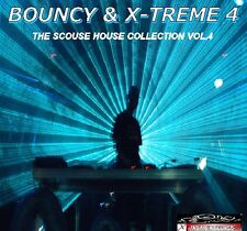 BOUNCY & X-TREME VOL.4 - SCOUSE HOUSE MIX CD *LISTEN*