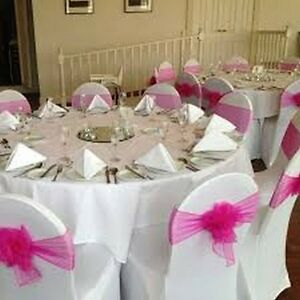 Spandex Lycra  Chair Covers for Wedding Banquet Anniversary Party Decorations
