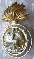 Badge- Royal Northumberland Fusiliers Cap Badge