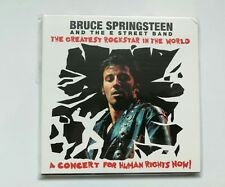 BRUCE SPRINGSTEEN - THE GREATEST ROCKSTAR IN THE WORLD - 2 CD - NEW - RARE