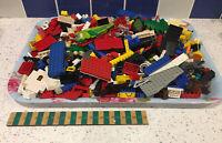Lego 1kg-1000g Mixed Bricks Pieces Starter Set