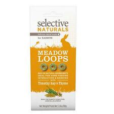 Supreme Selective Naturals Meadow Loops Rabbit Treat (4 Packs) (AR3139)