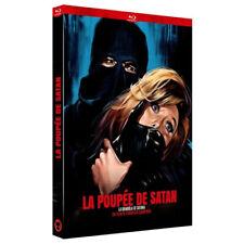 The Doll of Satan (1969) Blu Ray & DVD No English Le Caht Qui Fume