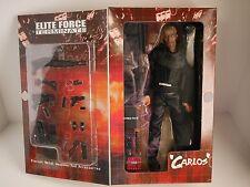 1/6 scale BBI Elite Force Terminate CARLOS Villain Action Figure MIB