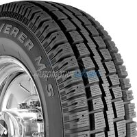 4 New 215/70-16 Cooper Discoverer M+S Winter Performance  Tires 2157016