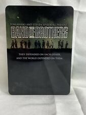 Band of Brothers (DVD 6-Disc Set) Collectors Steel Tin Hard Case HBO Mini Series