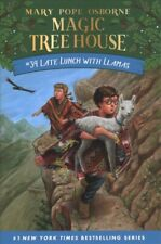 Late Lunch With Llamas, Hardcover by Osborne, Mary Pope; Ford, A. G. (Ilt), A.