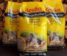 Kükenfutter Deuka all-mash Uni 5 kg Entenfutter Gänsefutter Wachtelfutter