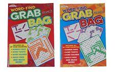 GRAB BAG Word Finds 2 Pack Volumes 20 & 21