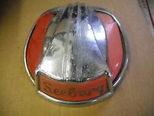 Seeburg Trashcan Wooden Dome  Top Assembly .Jukebox