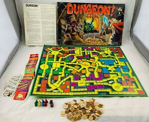1980 Dungeon! Game by TSR Complete in Good Condition FREE SHIPPING