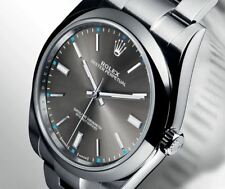 Rolex Oyster Perpetual 39, Oystersteel
