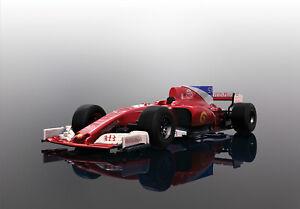Scalextric Team F1 Red No. 57 Car C3958