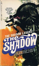 Maxwell Grant THE SHADOW LAUGHS! First Printing