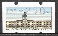 Berlino 1987 automarten-marchio libero 250er post freschi LUSSO!!! (a152)