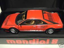 FERRARI MONDIAL 8 rouge au 1/18 SUPER ELITE d HOT WHEELS L7119 voiture miniature