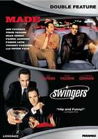 NEW Swingers/Made (DVD, 2012, 2-Disc Set)