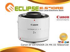 Canon EF EXTENDER 2X MK 3 III 2.0 X LENS Teleconver
