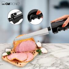 CLATRONIC Elektromesser elektrisch Messer Aufschnitt Schneidewerkzeug Brotmesser
