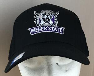 Weber State Wildcats Adjustable Cap Hat Captivating Headwear NCAA NEW