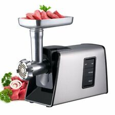 Sunmile Sm-G73 Heavy Duty Electric Meat Grinder And Sausage Stuffer Maker 1000W