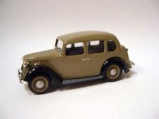 Somerville Built Model Collection Austin 10 Cambridge Saloon 1936