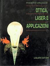 Riccardo Bruzzese Ottica, laser e applicazioni LIGUORI libro di fisica moderna